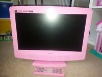 "BUSH 19"" HD READY LCD TV/DVD COMBO WITH FREEVIEW"