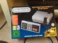 Classic nes , classic SNES , and classic mega drive