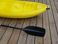 "Junior sit on top kayak ""Sparky"" by Emotion"
