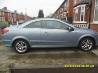 astra twintop 1.9 cdti NO INSURANCE CALLERS IVE NOT HAD AN ACCIDENT !