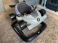Formula Kid race car baby walker