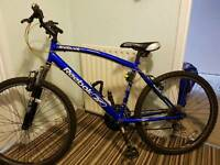 "Mens mountain bike 21"" frame"