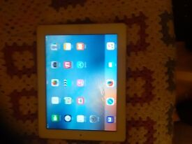 For sale iPad in very good condition