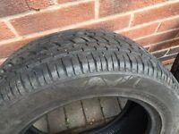 2 x Wanli S-1063 Tyres - 215/55/ZR16 - 97W - XL