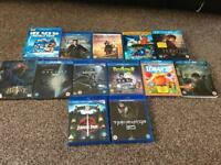 3D BluRay Movies - mostly brand new in wrapper