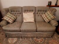 3-Piece Suite (Sofa + 2 Chairs)