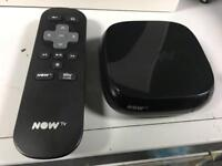 Now TV box & Remote 4200k