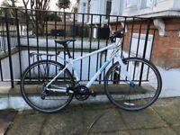 Womens Hybrid Bike - Pinnacle Neon 2 2017 £300 ONO