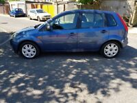 2007 Ford Fiesta 1.4 TD Style 5dr Manual @07445775115