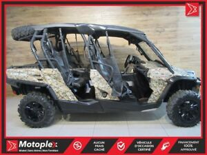 2014 Can-Am Commander Max 1000 XT 71$/SEMAINE