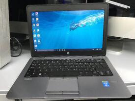 4th Gen Core i5 HP EliteBook 820 G1 - 8 GB RAM - 180GB SSD DRIVE