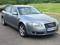 Automatic AUDI A6 2.7 TDI Quattro, Navigation,Leather,3 M Warranty,F S History,Cam 81K,2 P Owner