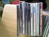 CDs for sale various artists