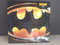 Batman vinyl record