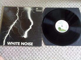 WHITE NOISE 1969 LP AN ELECTRIC STORM