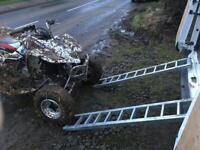Heavy Duty Bike/quad ramps