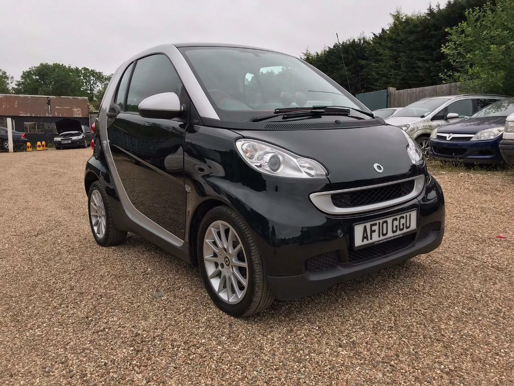 Smart Fortwo 2010 Model Satnav Gl Panoramic Roof Hpi Clear Part Exchange Welcome