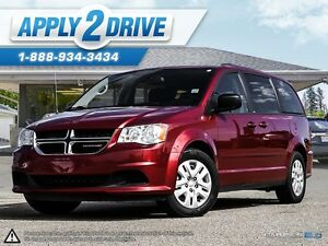 2014 Dodge Grand Caravan Stow n GO  Loaded