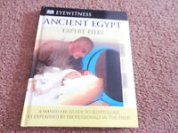 DK Eyewitness Ancient Egypt Expert Files