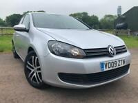 Volkswagen Golf 2.0 TDI SE 2009 5 Door (A/C)