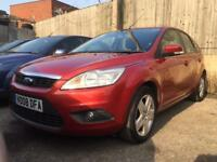 FORD FOCUS 2008 1.6 AUTOMATIC ** VERY LOW MILEAGE ** FSH