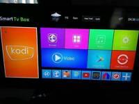Android TV box mini mx quad core, smart TV, Kodi, play store etc