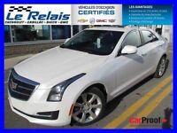2015 Cadillac ATS SEDAN AWD TURBO LUXURY **LUXURY, AWD, TOIT OUV