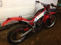 Betta 250 trials bike