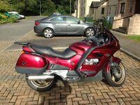 For Sale: Low Mileage 2001 Honda Pan European ST1100