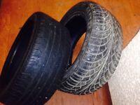 205 50 15 tyres 6 mil