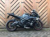 GSXR K7 600cc 2008 for sale