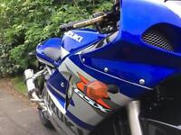 GSXR 600 K2 2002