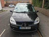 7-SEATER RENAULT GRAND SCENIC 1.5 DCI DYNAMIQUE 5DR **NEW 12 MONTHS MOT **FULL SERVICE £1100
