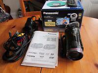 Panasonic SD900 Full HD 1920x1080p Camcorder