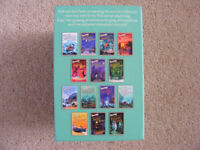 COMPLETE ADVENTURE ISLAND MYSTERIES BY HELEN MOSS - BRAND NEW