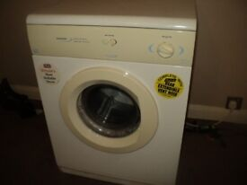 white knight tumble dryer vented 6kg
