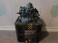 Halo reach legendary edition collectable figure with box