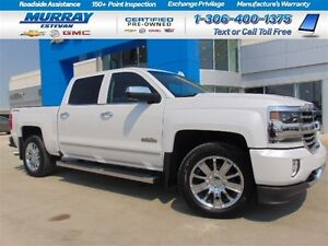 2016 Chevrolet Silverado 1500 High Country *Pr moon! *Heated and