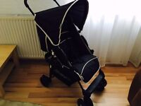 Hauck Speed Plus Pushchair