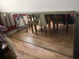 Sliding wardrobe doors and track in great condition