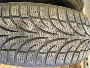 4 pneus d hiver 205/55r16 sailum