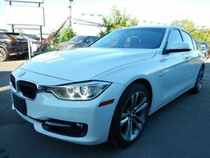2012 BMW 328I *NAV*RED INT*SPORTLINE*