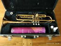 Trumpet yamaha ytr 4335 g made in Japan