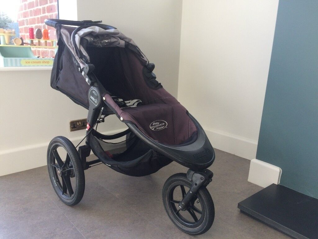 Much Loved Baby Jogger Summit X3 Regrettably For Sale In Bournemouth Dorset Gumtree