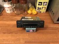 Genuine Audi TT Mk1 CD player Stereo Headunit Radio with CODE