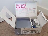 Brand new Sky Hub router