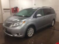 2012 Toyota Sienna XLE AWD LIMITED- LEATHER-NAVIGATION-DVD