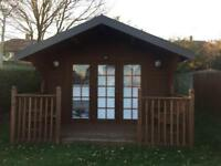 Log Cabin Summer House