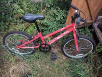 Kids Bike - suits 7-10 years