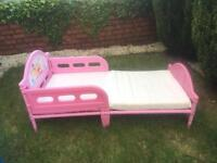 Girls small bed